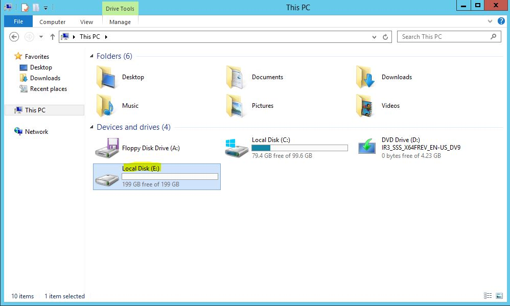 Windows Server 2012 R2 WSUS Kurulumu 10