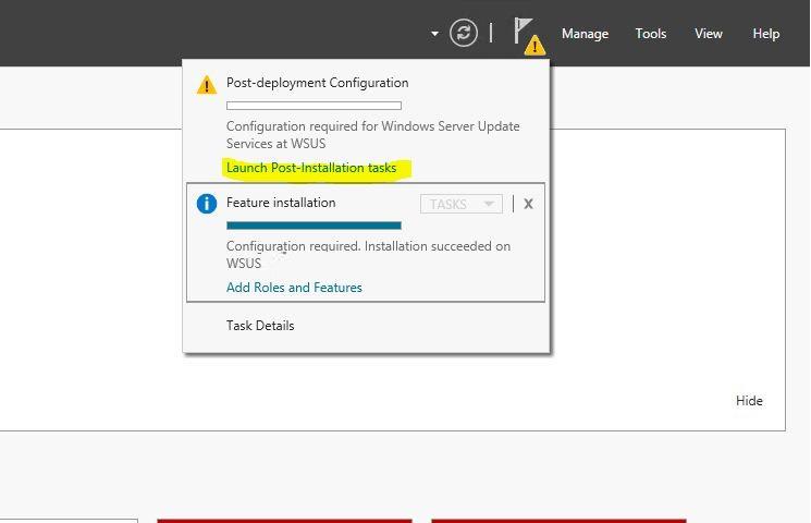 Windows Server 2012 R2 WSUS Kurulumu 17