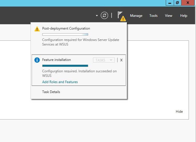 Windows Server 2012 R2 WSUS Kurulumu 18