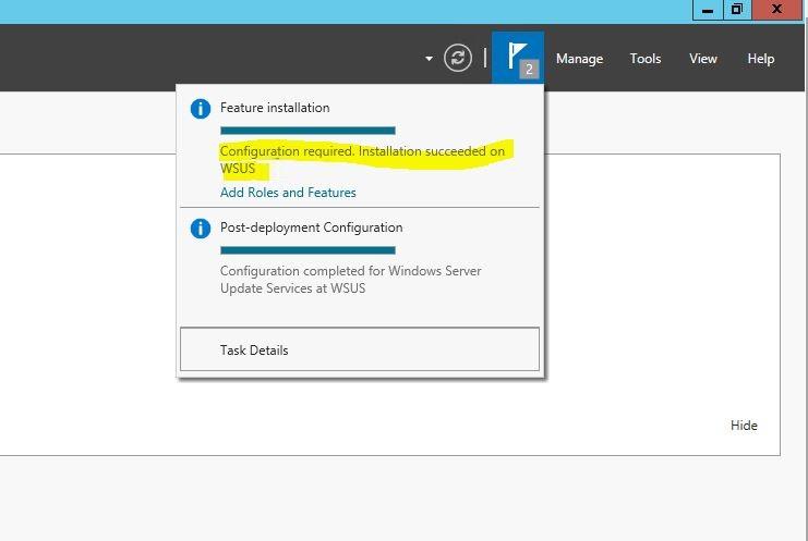 Windows Server 2012 R2 WSUS Kurulumu 20