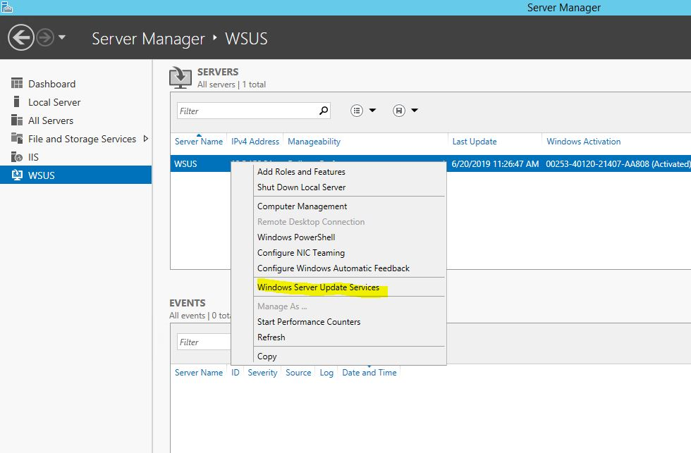 Windows Server 2012 R2 WSUS Kurulumu 21