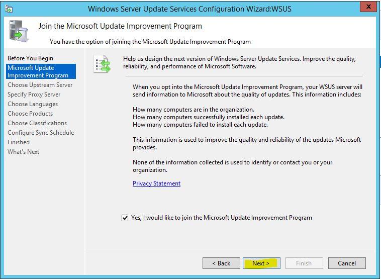Windows Server 2012 R2 WSUS Kurulumu 24