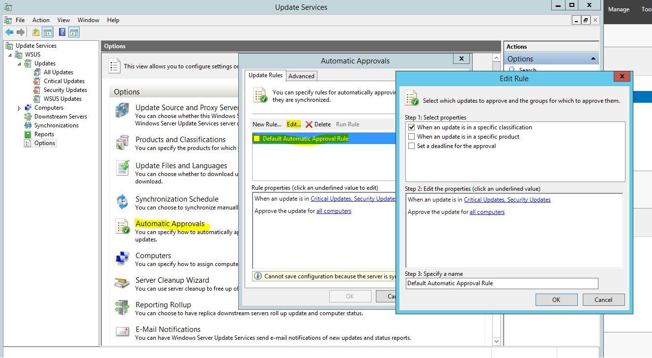 Windows Server 2012 R2 WSUS Kurulumu 38