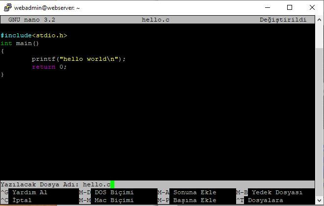 Pardus 19.0 C++ Derleme