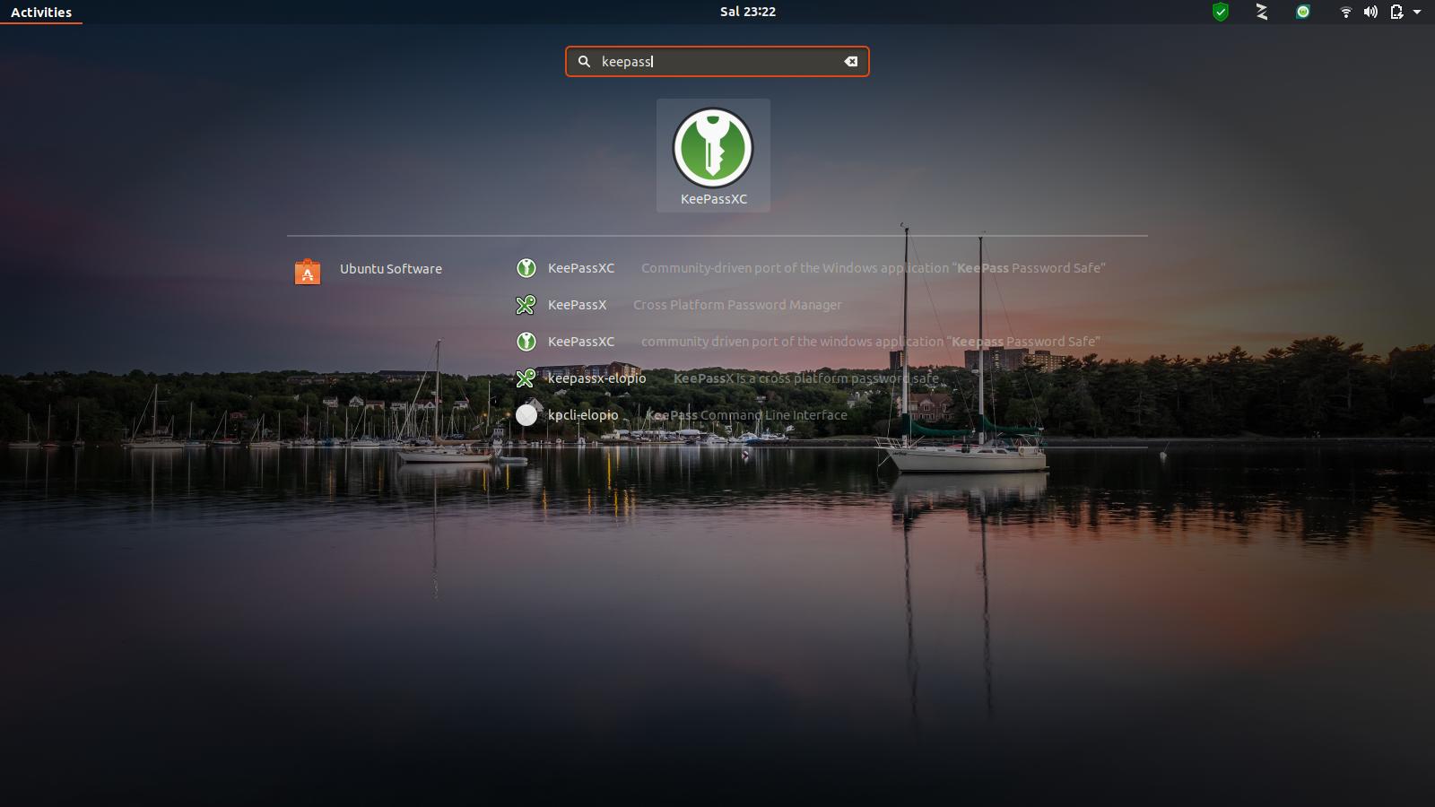 Ubuntu 18.04 KeePassXC Kurulumu