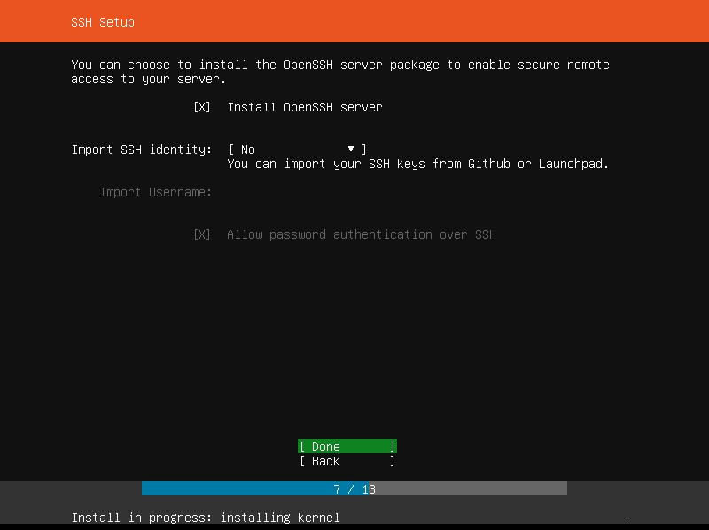 Ubuntu Server 18.04 Kurulumu