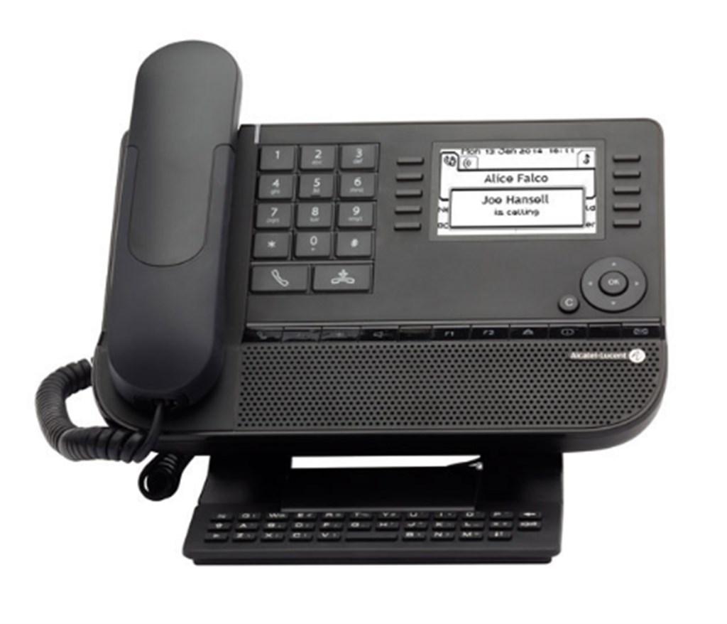 Alcatel IPTouch 8038 Klavye Aktif Etme