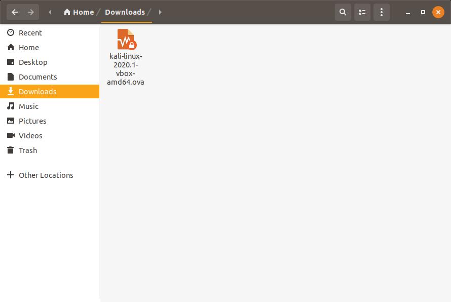 Kali Linux Sanal Makine Oluşturun - Ubuntu 18.04