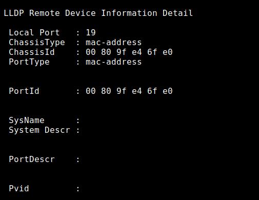 HP Switch Mac Adresinden Port Bulma