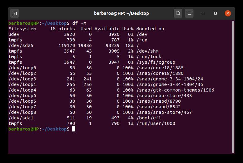 Ubuntu GNU / Linux Komutları