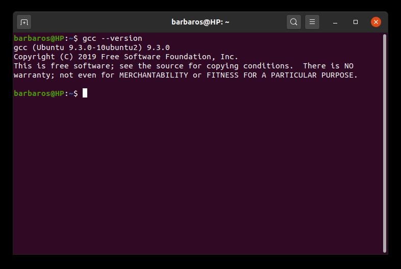 Ubuntu 20.04 GCC Kurulumu ve Derleme
