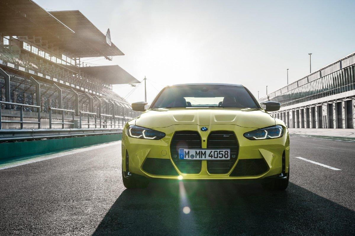 BMW M3 ve M4 Resimleri Tanıtımdan Önce Sızdırıldı