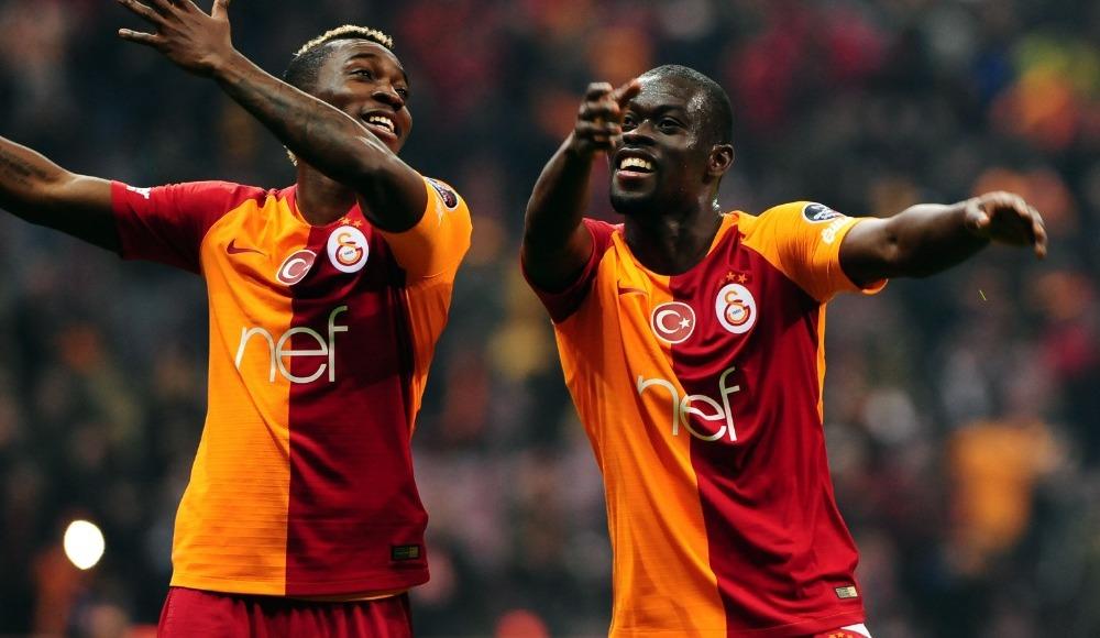Badou Ndiaye Galatasarayda