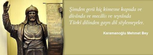 Dil Bayramı - 26 Eylül Türk Dil Bayramı Tarihi