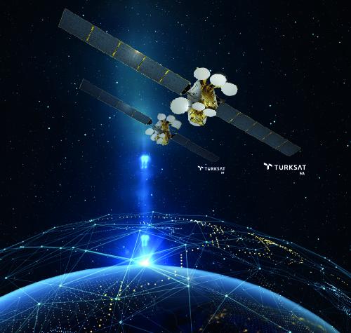 Türksat 5A uydusu uzaya fırlatılıyor