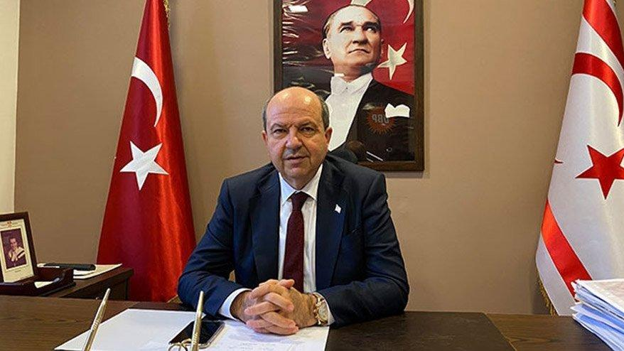KKTC'de Ersin Tatar, Cumhurbaşkanı Seçildi