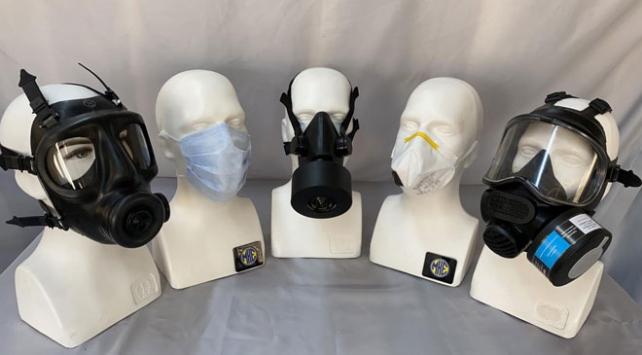TSK'nın ihtiyacı olan maske imalatı 100 milyonu aştı