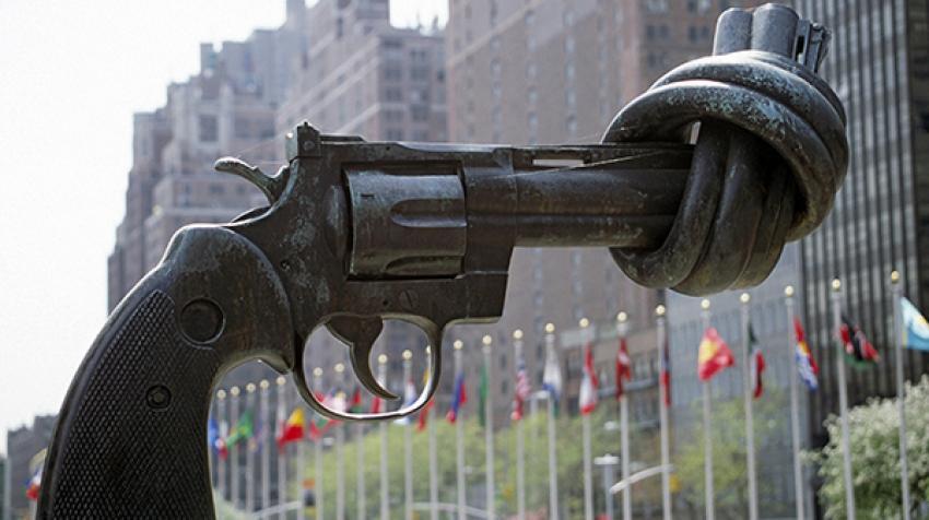 Non-Violence - Uluslararası Şiddetsizlik Günü