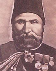 Vidinli Hüseyin Tevfik Paşa (1832-1901) Asker, eğitimci ve devlet adamı.