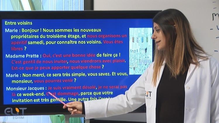 Fransizca Öğrenmek İçin Kaynak Kitap ve DVD