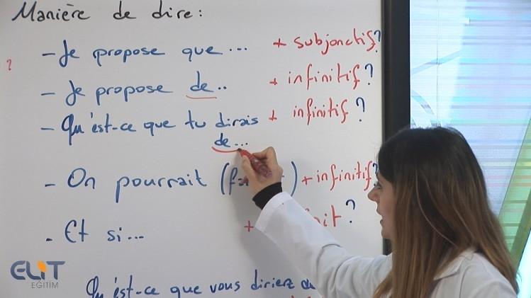 Fransizca Öğrenme Seti