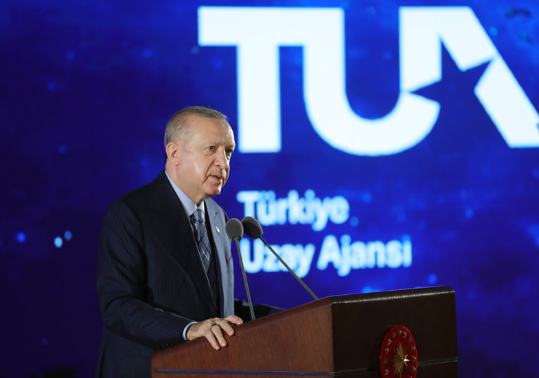 The Turkish Space Agency – Turks Take to Space
