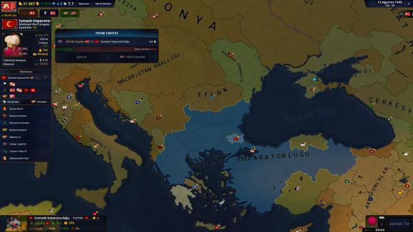 Age of history II indirin ve age of history II strateji savaş oyununu deneyin