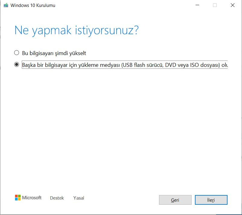 Windows 10 21H1 ISO Download