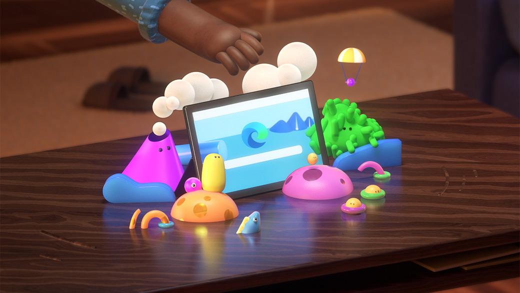 Windows Edge Çocuk Modunu Deneyin