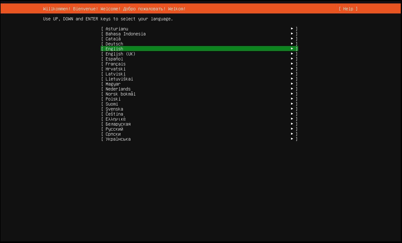 Ubuntu Server Kurulumu Nasıl Yapılır? – Ubuntu Server 20.04.3 LTS Kurulumu