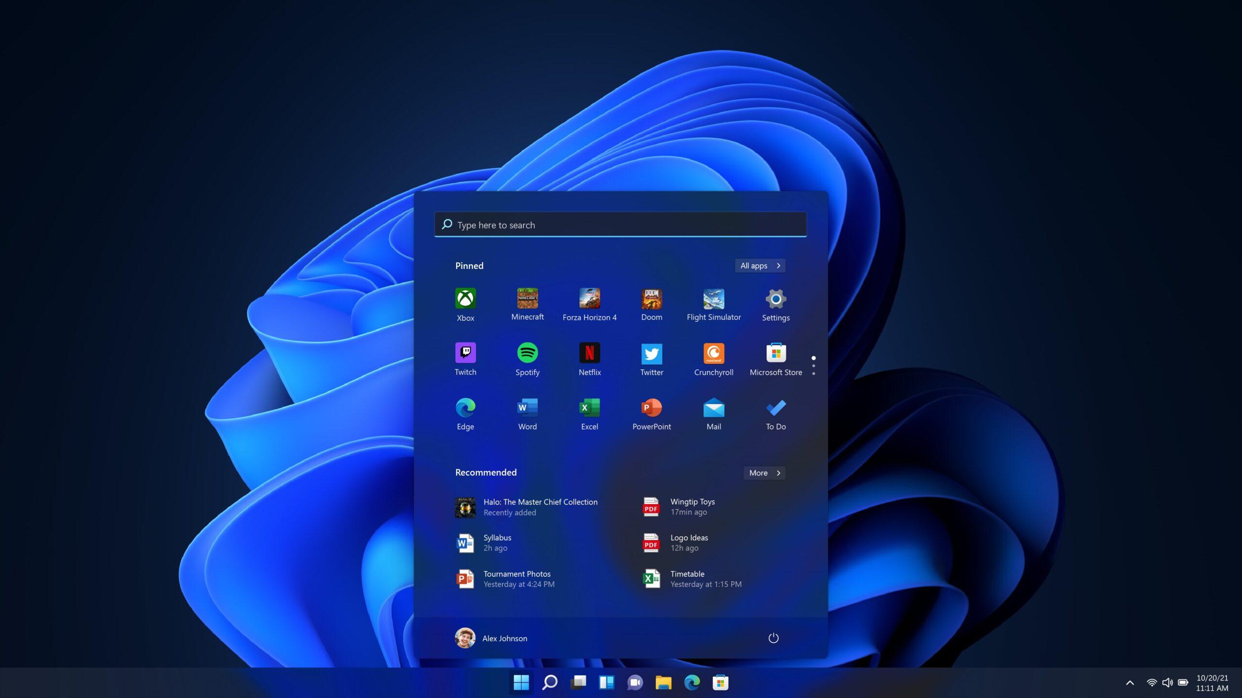 2021-x64 tabanlı Sistemler için Windows 11 08 Toplu Güncelleştirmesi (KB5005191)
