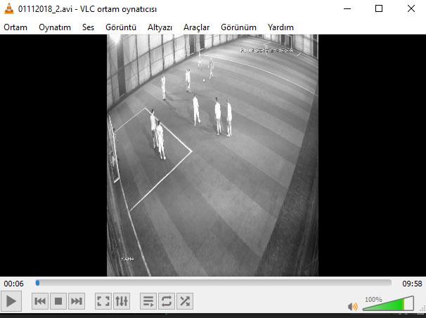 VLC player ağ akışı ile link üzerinden video izleme