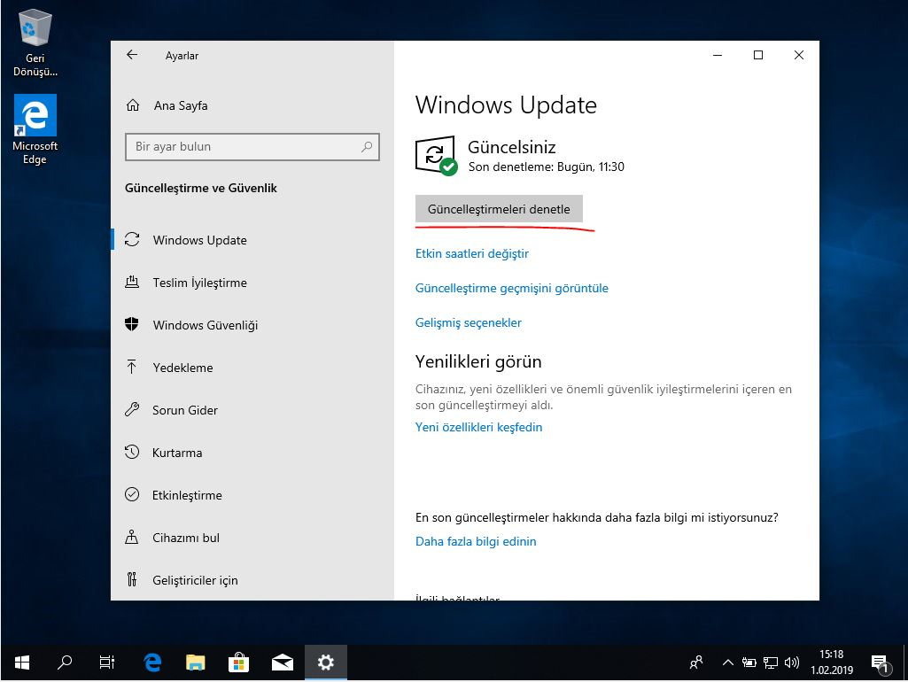 Windows 10 Kurulumu Nasıl Yapılır - Resimli Anlatım